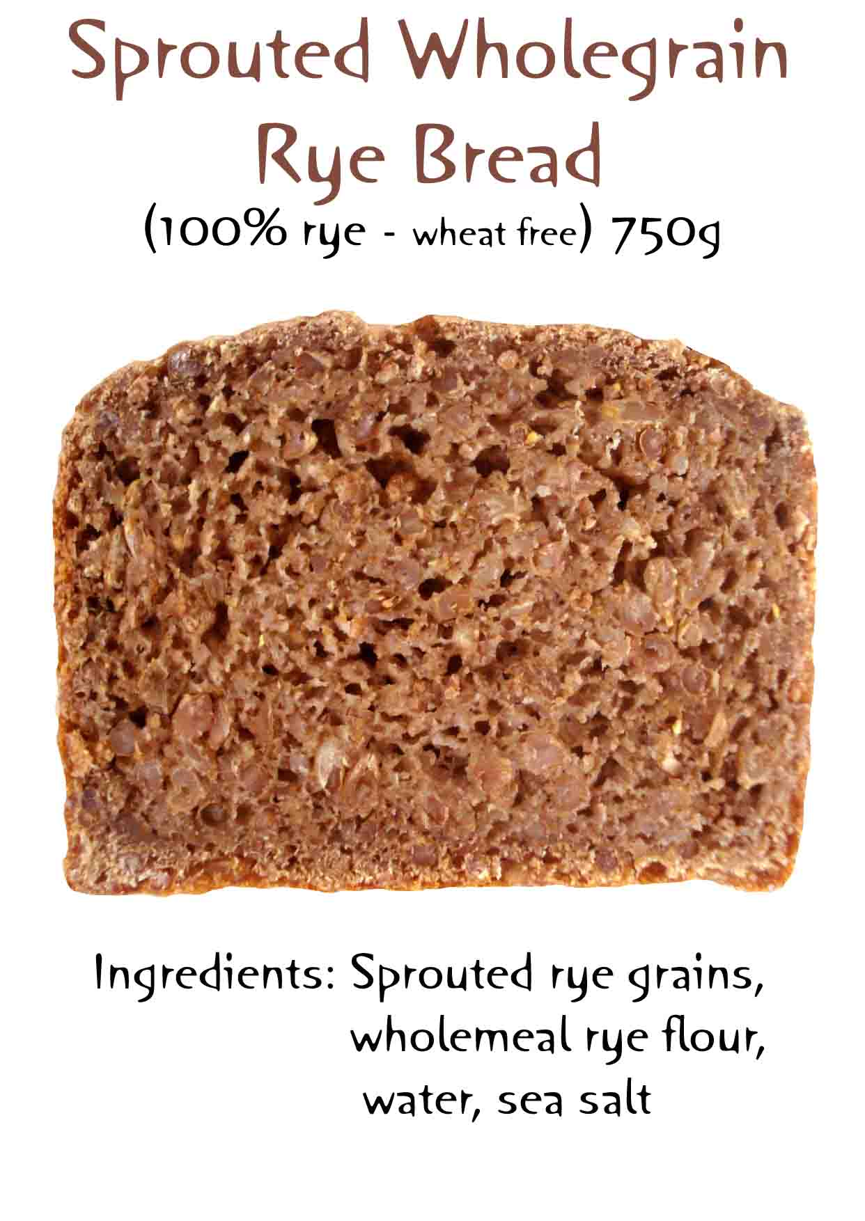 Make a Free Website with Yola.: slow-bread.com/sprouted-rye-bread.php